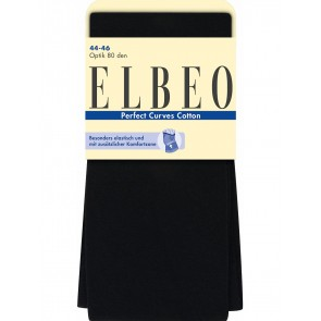 Elbeo Strumpfhose Perfect Curves Cotton  sz