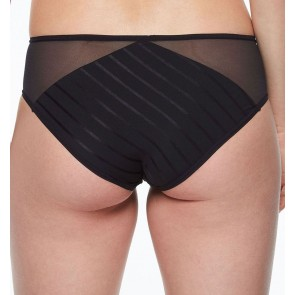 Passionata Graphic Shorty schwarz