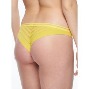 Passionata Graphic Tanga jaune cosmo