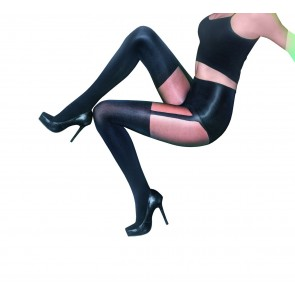 Pretty Polly Shape It Up Tum Suspender Shaper Tights