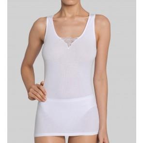 Triumph Yselle Basics Shirt 02 weiß