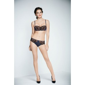 Wonderbra Balconette Exclusive BH dunkelblau